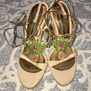 LAUNDRY by Shelli Segal wedges